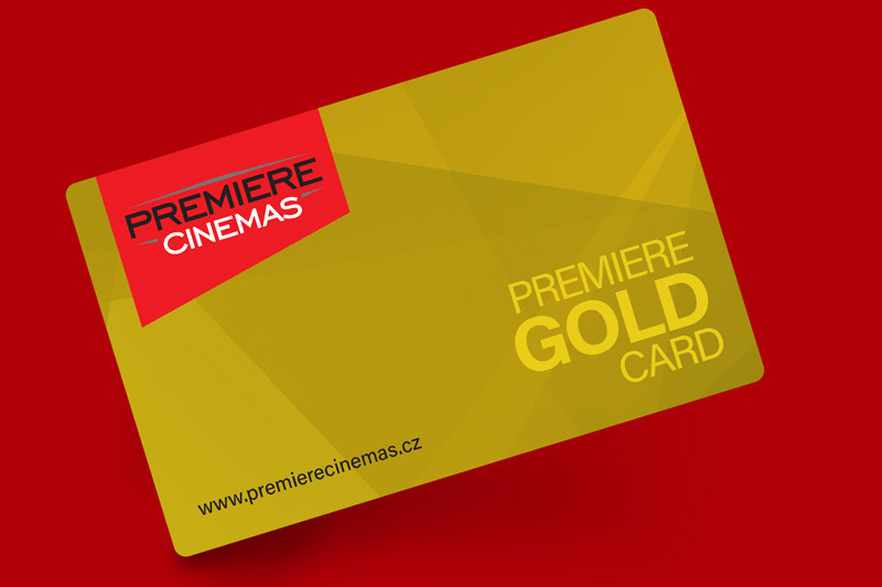 PREMIERE GOLD CARD